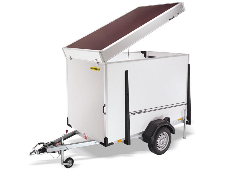 onderdelen pega trailer